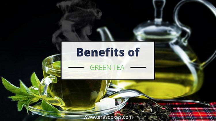 5 Benefits of Green Tea in the Workplace